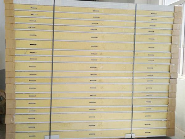 冷库保温板的使用优点